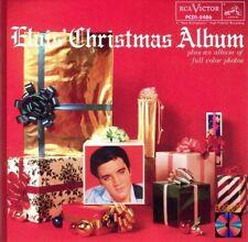 ELVIS PRESLEY CHRISTMAS ALBUM CD (WITH RCA IN BOTTOM RIGHT CORNER)