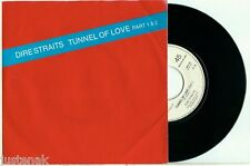 DIRE STRAITS - Tunnel of Love part 1&2 (1980) Different DUTCH VERTIGO PS 7""