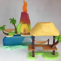 2 Disneys Moana Island Playsets - See description & pictures