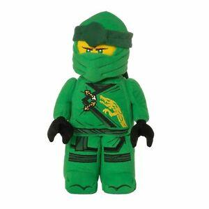 "Lego The Manhattan Toy NINJAGO Lloyd Ninja Warrior 13"" Plush New with Tag"