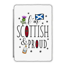 "I'm Scottish And Proud Case Cover for Kindle 6"" E-reader - Scotland Rugby Flag"