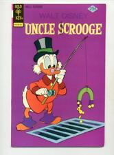 Uncle Scrooge #120    Gold Key 1975