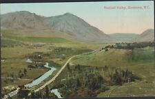 Canada B.C.  KOOTENAY Sentinel Valley unused