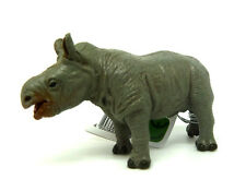 Z20) Collecta 88089 Rinoceronte Bianco Vitello Ippopotamo Wildlife
