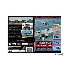 Airutopia FARNBOROUGH 2010 OR Paris 2007 Airshow Air Show DVD Video-Brand New