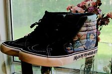 Iron Maiden Sk8 Hi Vans The Trooper Sz 11