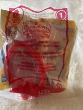 NEW McDonalds Happy Meal Toy Strawberry Shortcake Scented Toy Cookie Cutter 1