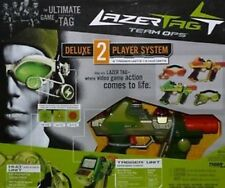 New Hasbro Lazer Tag Team OPS Deluxe 2 Player system