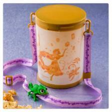 Tokyo Disney Resort Limited Rapunzel Popcorn Bucket Japan Use only once #889