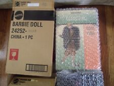 CHARLESTON Barbie Porcelain Barbie Bob Mackie 2001 LE W/Ship