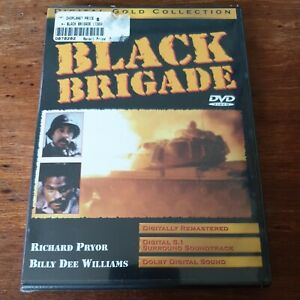 Black Brigade Richard Pryor DVD  BRAND NEW SEALED!