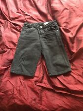 Boys Armani Shorts, Blue, Age 4 Years