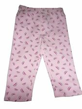 NEU Dopodopo tolle Capri Legging Gr. 128 rosa mit Melonen Motiven !!