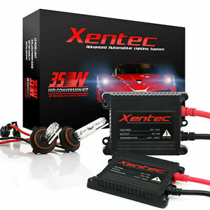 9007 Xentec Xenon Light HID Kit 35W 6000K for 1987-2004 FORD F-250 High&Low Beam