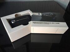 (édition limitée) BMW M Performance Daim Clés Protecteur Boîte Cadeau tous BMW