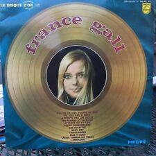 France Gall - Le Disque D'Or - Import Philips LP Best of Pop Chanteusse