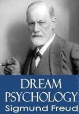 Dream Psychology Audio Book By Sigmund Freud  MP 3 CD