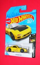 2018  Hot Wheels '95 Mazda RX-7 #16   Nightburnerz FJX67-D9C0A A case