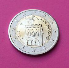 2 Euro aus Zwergstaat: SAN MARINO 2011 - Kursmünze - Euromünzen aus KMS #5_1