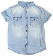 Chemises pour garçon de 2 à 16 ans