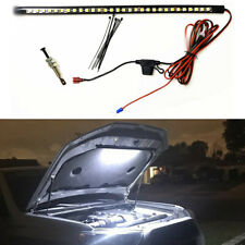 36CM LED Car Truck SUV Under Hood Engine Inspection Light Bar Automatic Switch 1