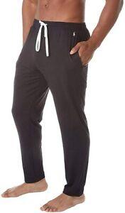 Polo Ralph Lauren underwear Mens Therma Sleep Lounge Pants PT02RL LUR Black XL