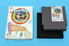 Nintendo NES Entertainment System - Tiny Toon Adventures 2: WackyLand - in OVP