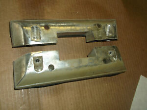 1964 1/2 64.5 64 Mustang Armrest Base Arm Rest Early PRE APRIL C4ZB-152 RARE