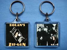 T.Rex- Zip Gun Boogie Bolan's Zip Gun Keyring Marc Bolan Glam Rock