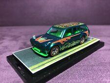Hot Wheels CUSTOMS Datsun 510 Wagon Tiki Spectra Green
