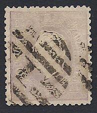 PORTOGALLO 1870/80 - 240 r. n. 48 LUIGI I USATO SORANI € 1.600