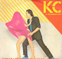 KC AND THE SUNSHINE BAND You Said you'd Gimme Some More EPCA 2760 Italy 1982