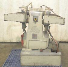 Hammond Carbide Tool Grinder Wd 10 C 12796 Spindle 1900 Rpm Motor 1725 Rpm