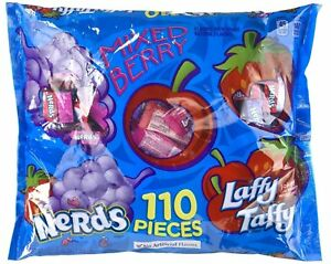 Nestle Mixed Berry Fun Size Assorted Candy Bag - 110 Pieces 46 oz