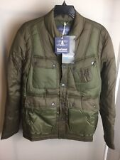 NWT Barbour X White Mountaineering Whinyama Quilted Down Jacket DeadStock XLarge