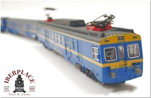 N 1:160 escala trenes Ibertren automotor S440 cercanias Renfe locomotora