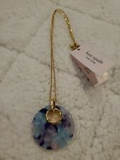 """kate spade new york On the Dot Pendant Necklace, 16"""" NWT $78"""