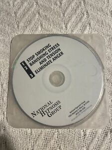 National Hypnosis Group Stop Smoking Audio CD