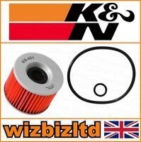 K&n Alto Rendimiento Filtro de Aceite Moto KN401