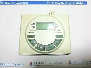 WORCESTER TWIN CHANNEL DIGITAL TIMER DT20 TIME CLOCK - 87161066650