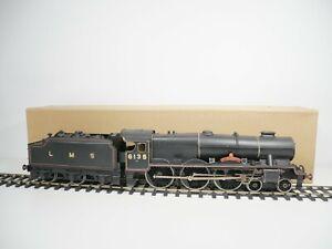 Finescale O Gauge Brass Kit Built LMS Royal Scot 6135 The East Lancs Regiment