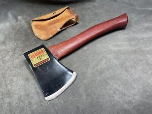 vintage Plumb Permabond hatchet axe original NOS
