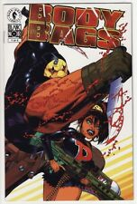 BODY BAGS #1,2,3,4/ASHCAN Dark Horse Comics Jason Pearson Dave Bautista Key SET!