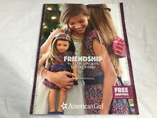 American Girl 2017 Holiday Catalog Featuring Nanea! Great New Outfits! Excellen