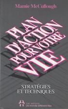 Plan Action pour votre Vie : Stratégies et Techniques - Mamie McCullough