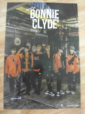 24K - BONNIE N CLYDE  [ORIGINAL POSTER] *NEW* K-POP