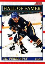 1990-91 Score Canadian #355 Gilbert Perreault