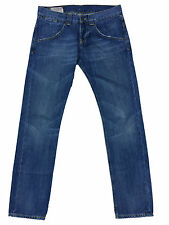 DONDUP JEANS DONNA  WOMAN JEANS TG 28/42 COLORE DENIM TASCHE BASSE  MADE ITALY
