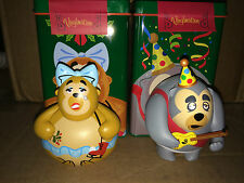 Country Bear Jamboree Big Al and Trixie Variant Park Starz #3 Vinylmation w Tins