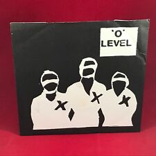 "O LEVEL We Love Malcolm 1978 UK 4-track 7"" EP Ed Ball TELEVISION PERSONALITIES"